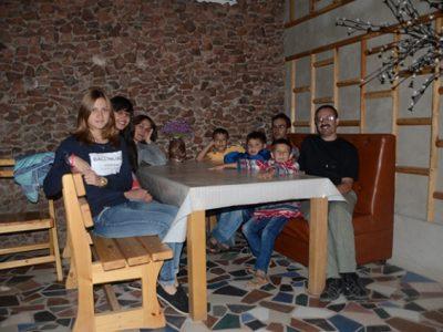 Питание в мини отеле Сказка