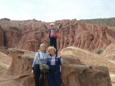 Экскурсии по Иссык-Кулю